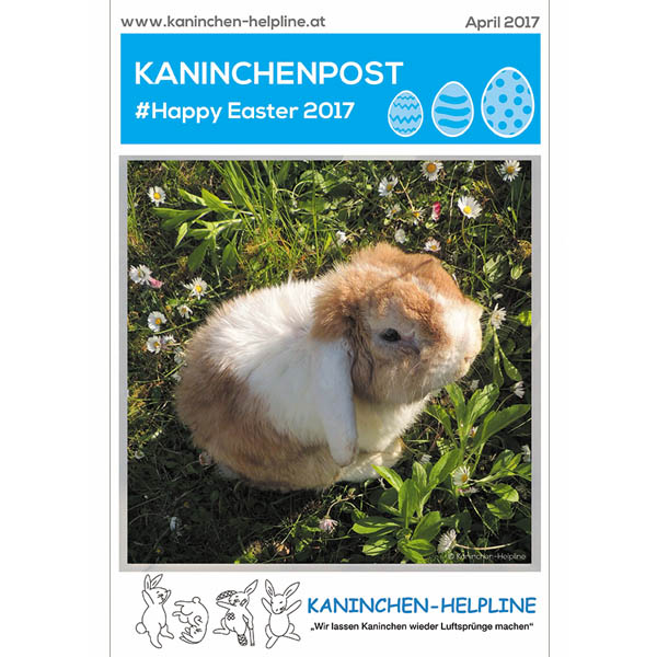 Cover Osterpost 2017 Website